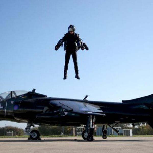Lolos Pengujian, Jetpack Aviation Persiapkan Balap Jetpack Pertama di Dunia