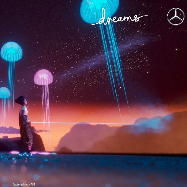 "Kolaborasi Mercedes-Benz dan Playstation Mengimajinasikan Masa Depan dengan ""Dreams"""