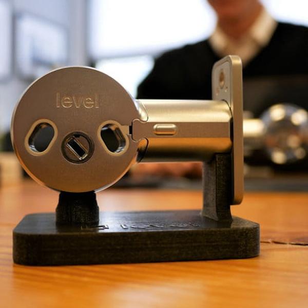 Level Lock, Kunci Pintar 'Tersembunyi' dan Mewah