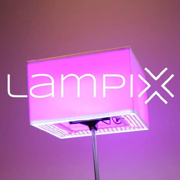 Lampix - Lampu Meja Pintar Augmented Reality