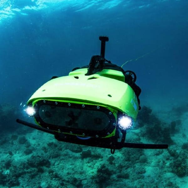 Robot Crop Duster dan Lavalbot Bantu Regenerasi Terumbu Karang di Great Barrier Reef