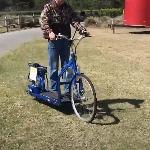 Lopifit Gen 1, Kendaraan Tergila Perpaduan E-bike, a Scooter, dan Treadmill