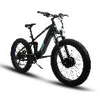 Mengenal Sepeda Listrik Defender S AWD Besutan Eunorau