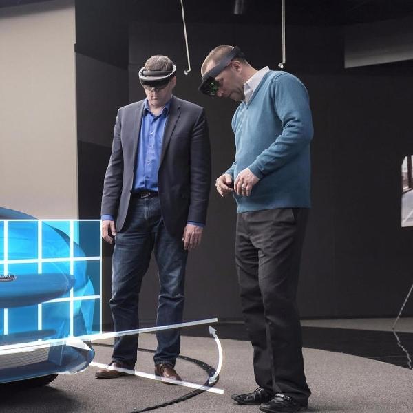 Headset VR ini Bisa Buat Mendesain Mobil Jadi lebih Cepat