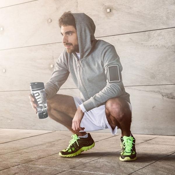 MiiXR, Alat Kocok Suplemen Elektrik Bisa Charge Smartphone