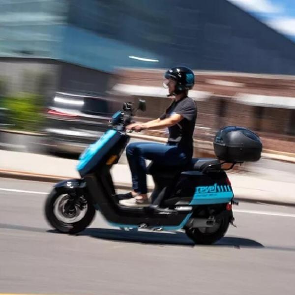 Revel Luncurkan Moped Listrik di San Francisco