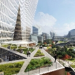 Net City, Kota Futuristik yang akan Dibangun Raksasa Internet China
