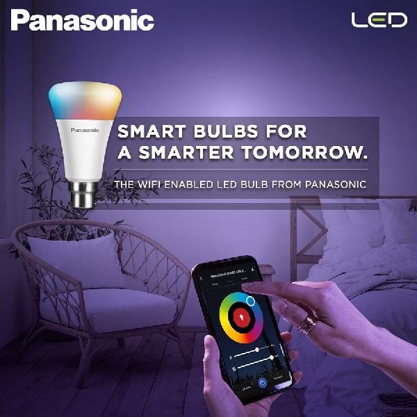 Panasonic Luncurkan Smart LED Bulb Terbaru, Apa Saja Fiturnya?