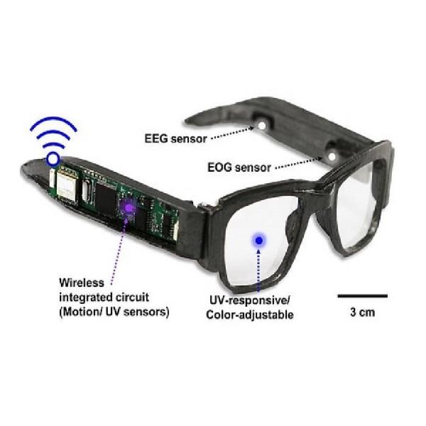 Kacamata Pintar Multifungsi Inovasi Peneliti Korea Lebihi Kecanggihan Smartwatch Fitbit