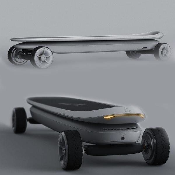 Penemuan Baru dari Studi Nike Cruiser Board untuk Masa Depan