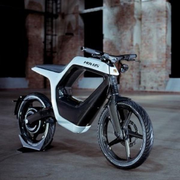 Perkenalkan e-Bike Dari Novus: Unik, Cantik dan Mahal