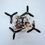 Lipatan  Drone U Zurich / EPF  Mampu  Beradaptasi Melewati Celah Sempit