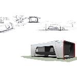 Polestar Air.V: Konsep Futuristik Flying RV