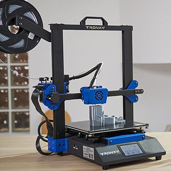 Printer DIY 3D 3-in-1 Paling Bertenaga: XY-3 SE