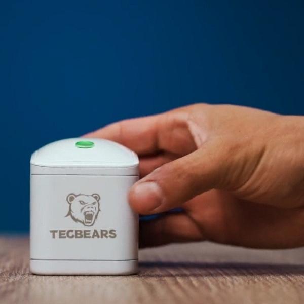 Tecbears, Printer Mini Serbaguna yang Pas di Telapak Tangan
