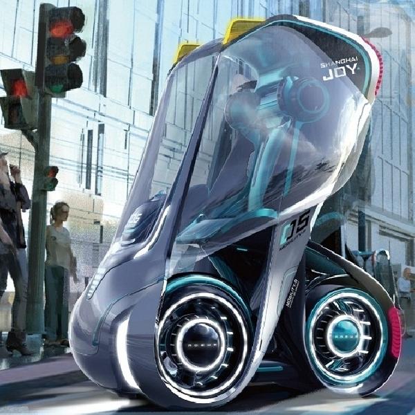 R3, Kendaraan Mobilitas Perkotaan Masa Depan Luncur 2035
