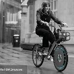 ROLLOE, Roda Sepeda yang Mampu Menyaring Polusi