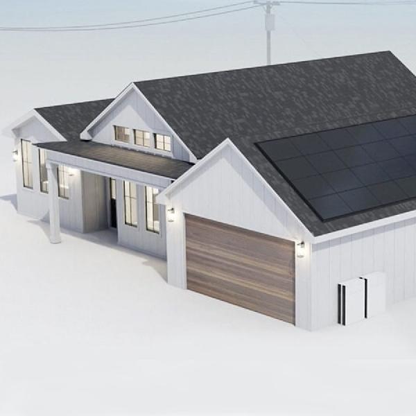 """Tesla Bersiap Menawarkan Rumah """"Paket Energi"""""""