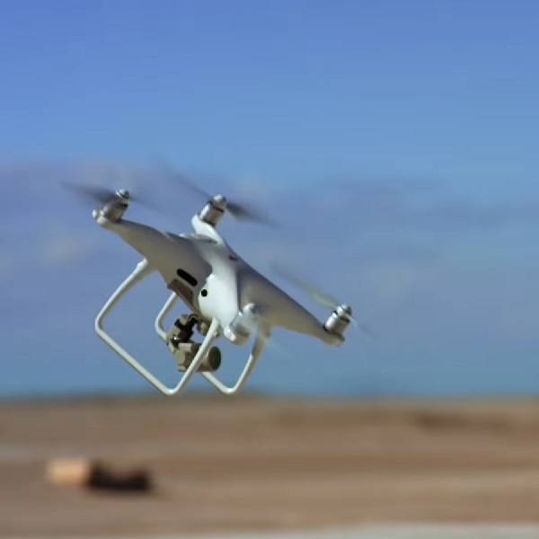 Kupas Tuntas Drone Phantom 4 Pro V2