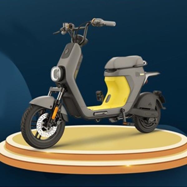Segway eMoped C80: Smart E-Bike Pertama dari Segway