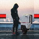 Konsep Self-Balancing Scooter ini Terinspirasi dari Japanese Cyberpunk