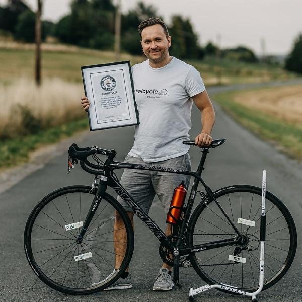 Sepeda Listrik Ini Cetak Rekor Dunia dan Lampaui Batas Konstruksi e-Bike