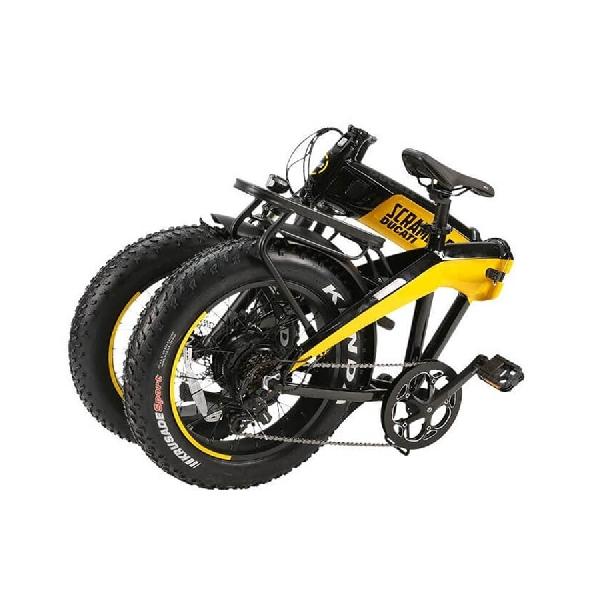 Akhirnya! Sepeda Listrik Ducati Bisa Dilipat dan Disimpan Dalam Rumah