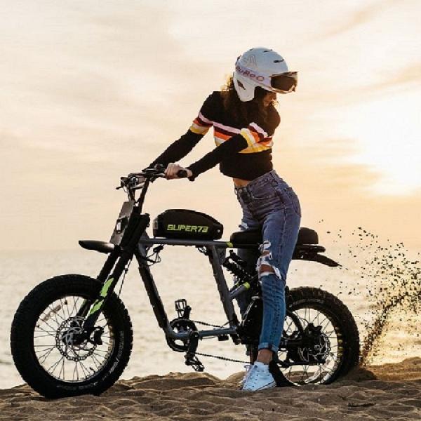 Super73 R-Series, Sepeda Listrik Kekinian dengan Teknologi Mutakhir