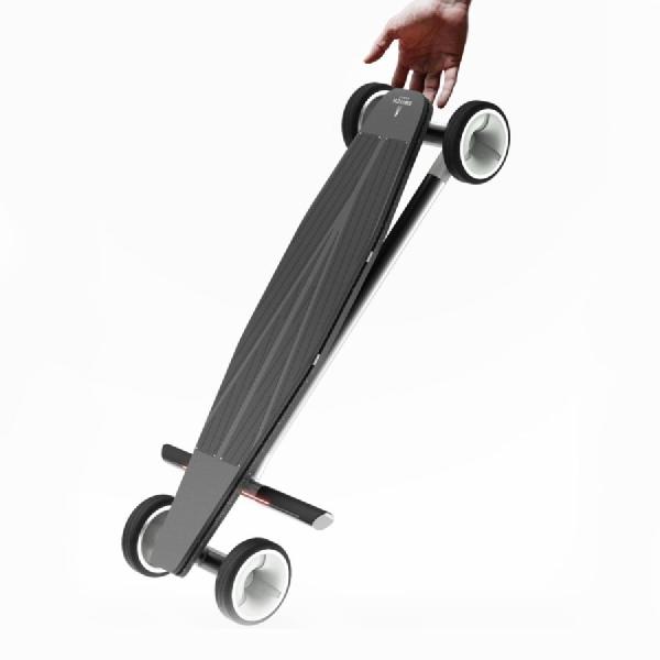 Switch 2020, Gabungan E-Scooter dan E-Board yang Diimpikan