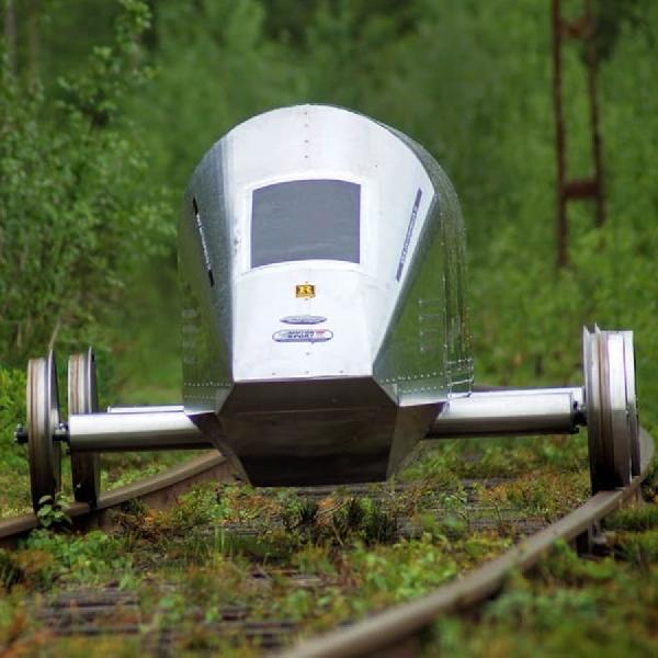 Kendaraan Berbahan Bakar Baterai Ini Dirancang Untuk Efisiensi