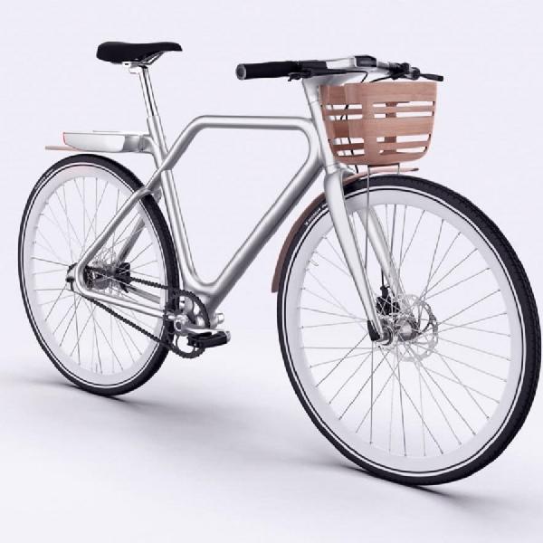 Angell e-Bike Ringan dan Pintar