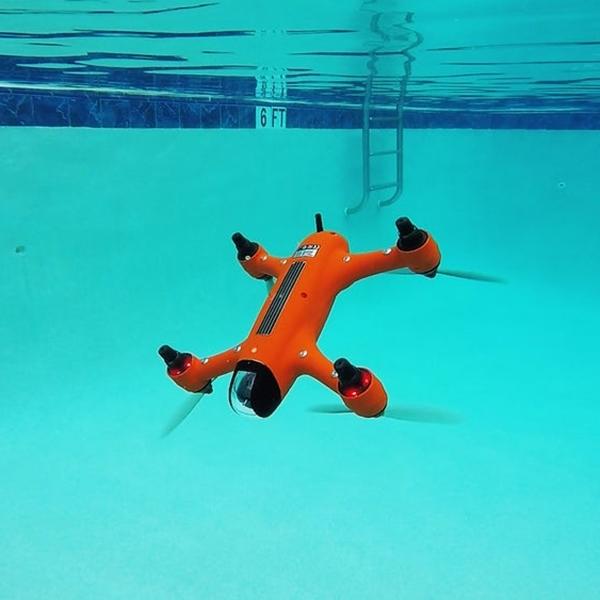 Spry, Drone Amphibi Yang Mampu Menyelam