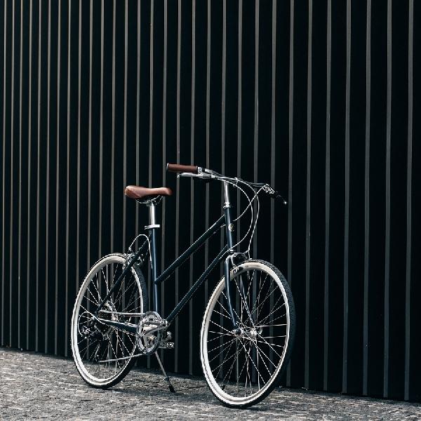 Inspirasi Kota Tokyo pada Sebuah Sepeda