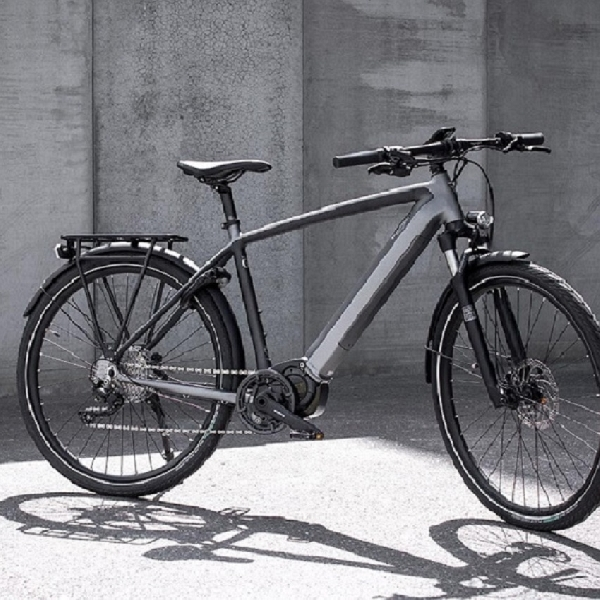 """Sepeda Elektrik Berteknologi Tinggi """"Trekker GT"""" Layak Dimiliki!"""