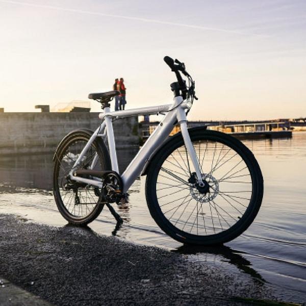 STROM CITY, Sepeda Listrik Terbaik Dari Ibukota Sepeda Dunia