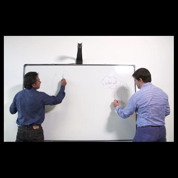 Buat Acara Meeting Anda Menarik dengan Kaptivo Smart Whiteboard