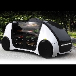 Mobil Otonom Robomart Siap Antar Makanan Segar ke Rumah Anda
