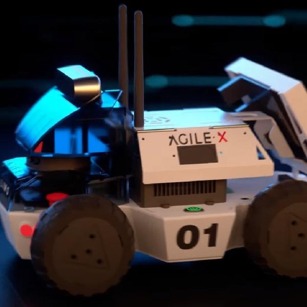 LIMO: Bukan Mobil Mainan, Tapi Robot AI Multifungsi