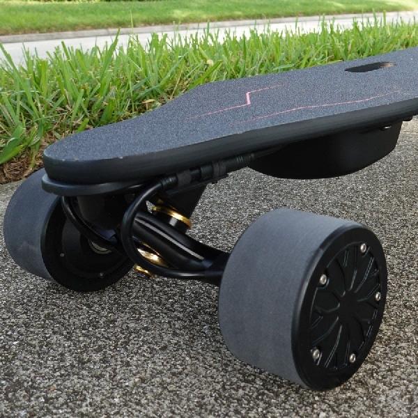 WowGo Knight, Skateboard Elektrik Murah Bagi Pemula