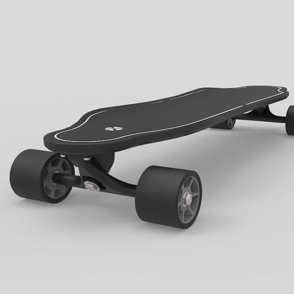 Xtend Board, Skateboard Pintar dengan Kendali Kecerdasan Buatan