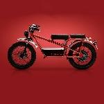 Xubaka, Sepeda Motor Listrik Mini yang Unik dari Prancis