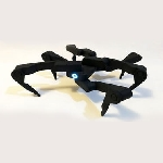 Z6, Robot Laba-laba sebagai Robot Explorer yang Dibutuhkan saat Kritis