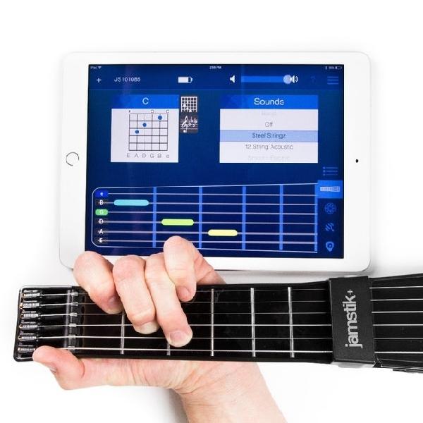Zivix, Smart Guitar Tawarkan Jamstik 7 Fret dan 12 Fret