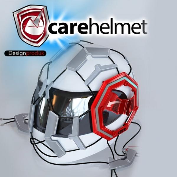 Care Helmet, Produk Penyimpan Helm Aman nan Stylish