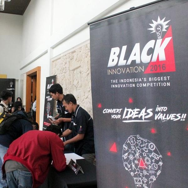 BlackInnovation Roadshow 2016 Usai, Inovator Bandung Rapatkan Barisan