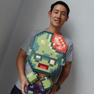 Kris Antoni, Kontribusi Besarkan Industri Game Indonesia Melalui Toge Productions