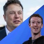 Simak Jejak Digital 'Perang Dingin' Elon Musk dan Mark   Zuckerberg 2016-2021