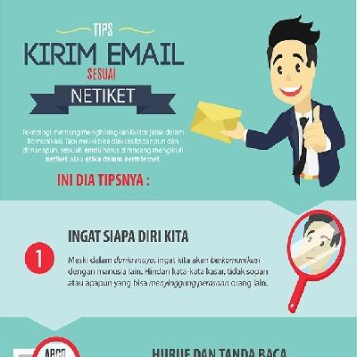 Tips Kirim email Sesuai Etika