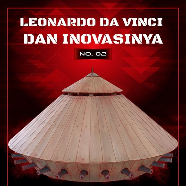 Leonardo Davinci dan Inovasinya Part 2