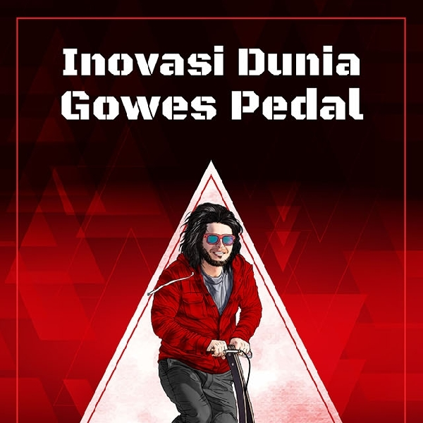 Inovasi Dunia Gowes Pedal